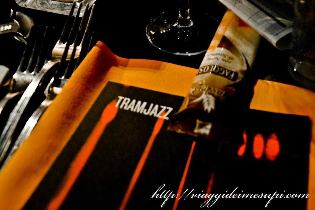TramJazz: tavolo