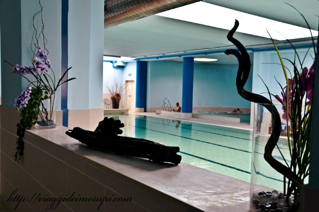 Palace Lucera Hotel, piscina