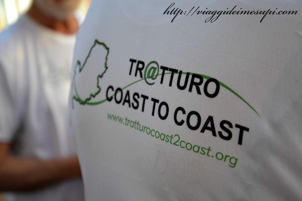 Tratturo Coast to Coast, maglia