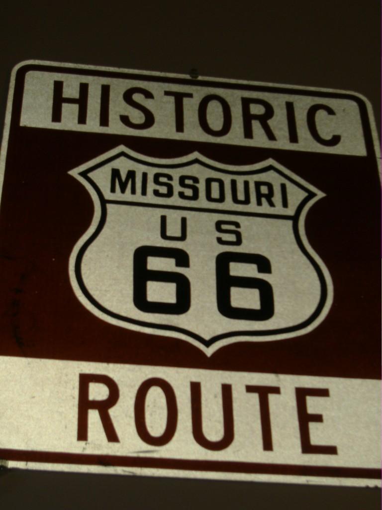 Il Sogno Americano, Route 66