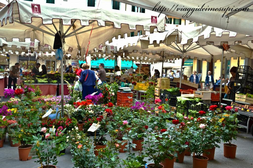 cose da non perdere a Pistoia, mercato