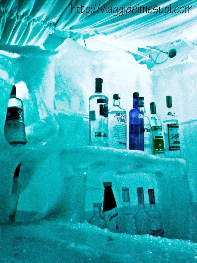 Ice Bar a Roma