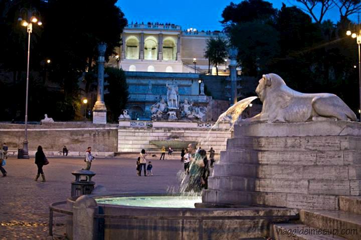 vedere il mondo da una prospettiva diversa - Roma