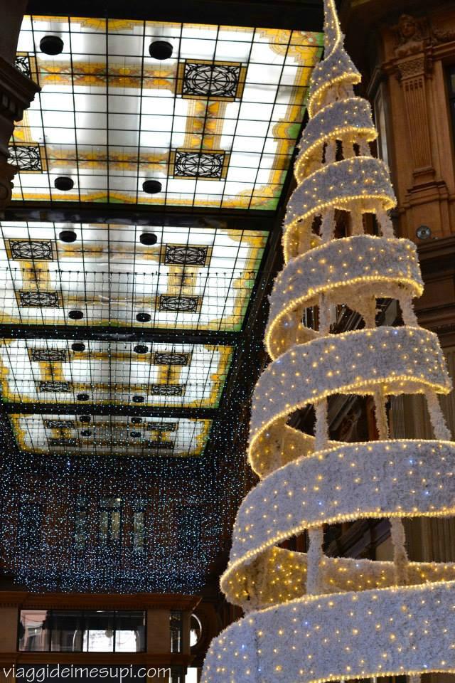 Natale a Roma, Galleria Colonna