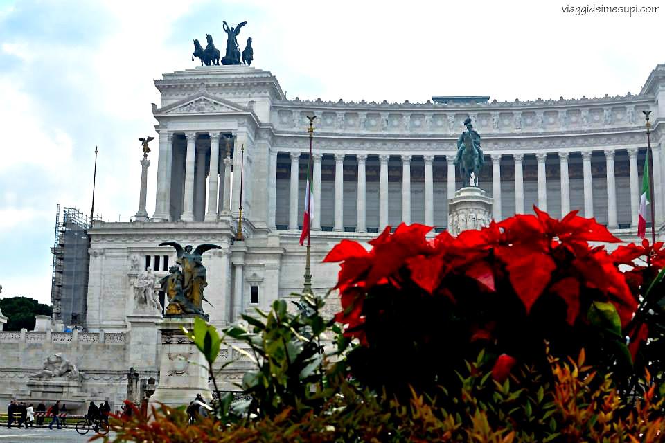 Natale a Roma, Vittoriano