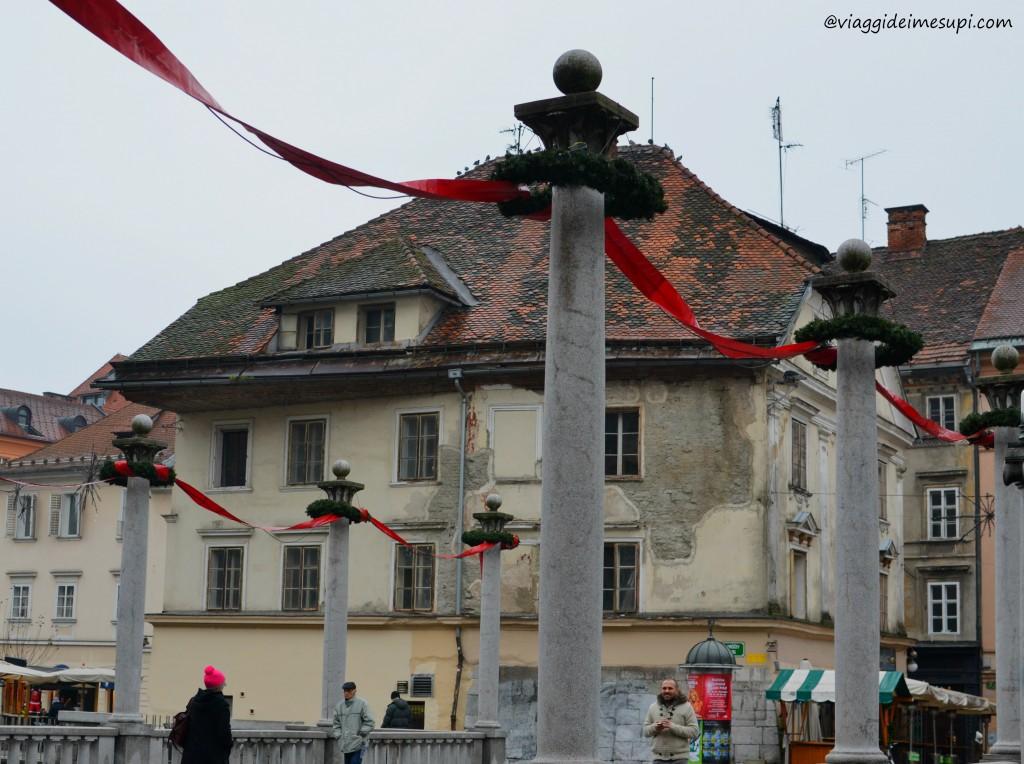 Capodanno a Lubiana, i ponti
