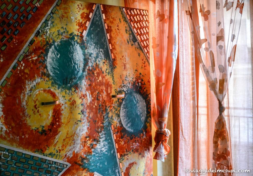 BloggerHouse, le camere colorate del Pizzicato