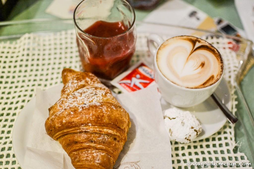 BloggerHouse, colazione al Pizzicato