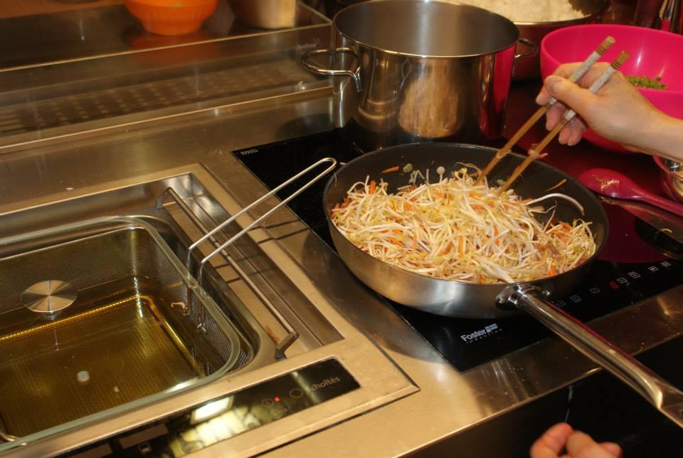 cucina cinese a Roma: spaghetti