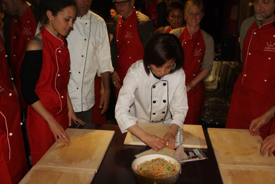 cucina cinese a Roma: preparazione