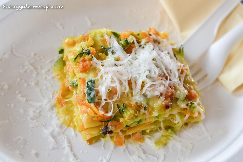 Toscana in Bocca, lasagna