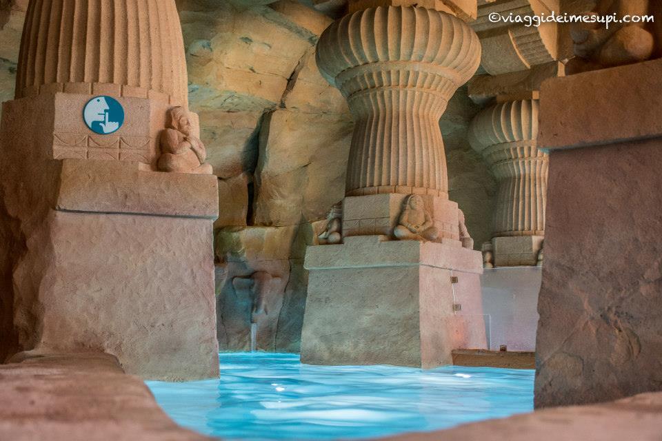 La Spa più bella del mondo: indo romano