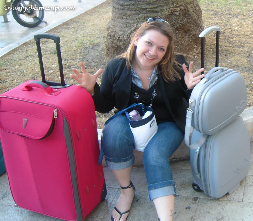 Astinenza da viaggio e voglia di viaggiare - me a Bari