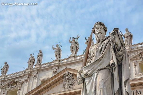 Roma e i romani - San Pietro