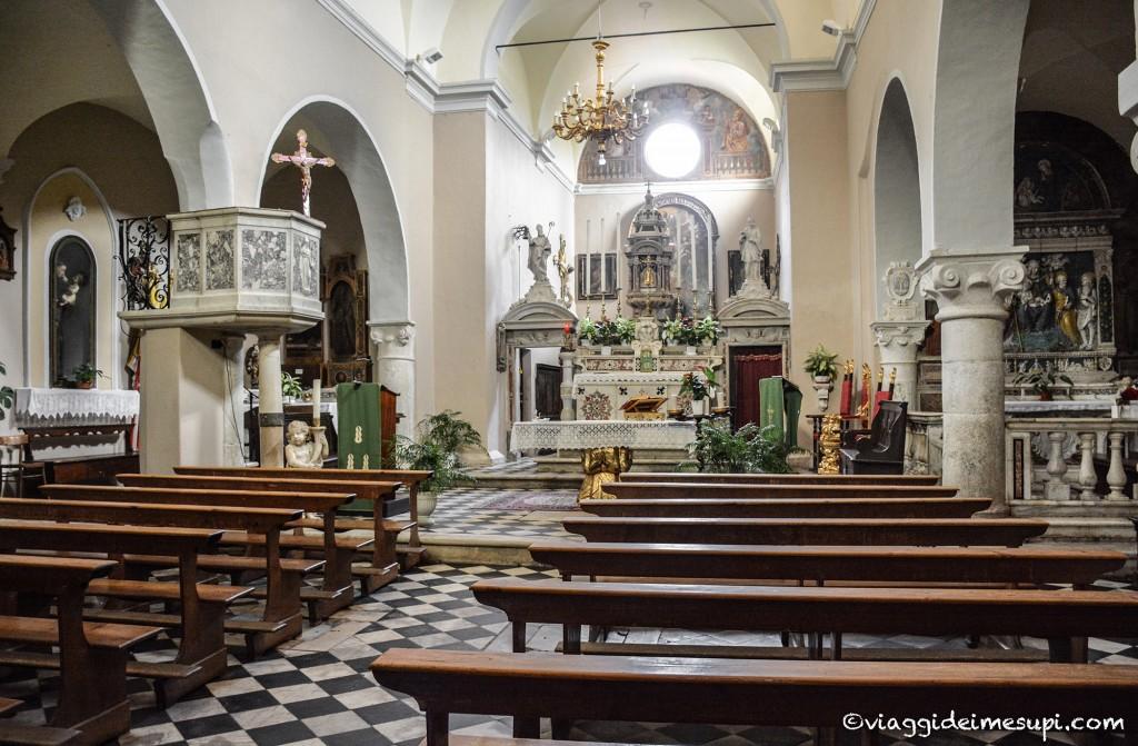 Antona e casa piccianti - chiesa San Gimignano