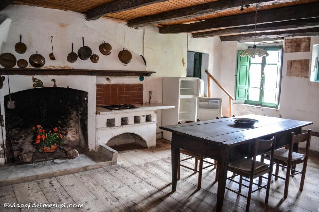 Casa Piccianti cucina