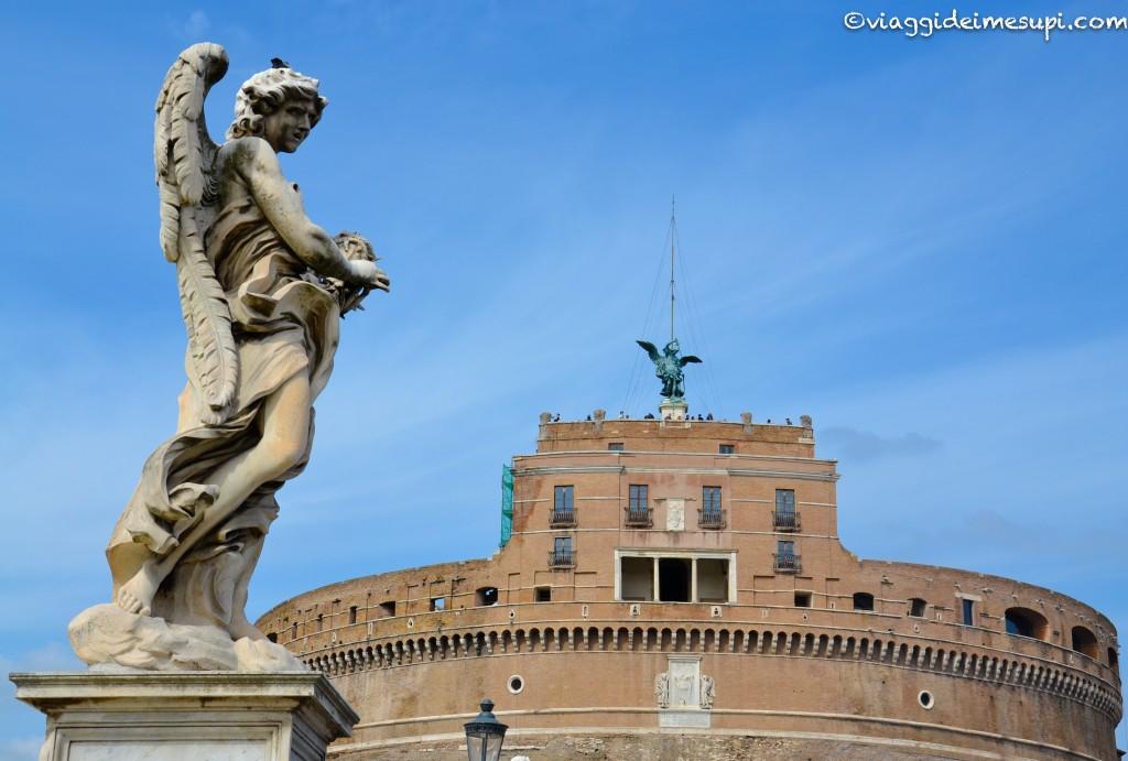 Roma e i romani, Castel Sant'Angelo