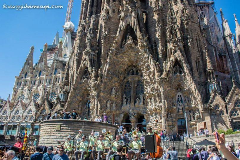 Uno in più, Barcellona