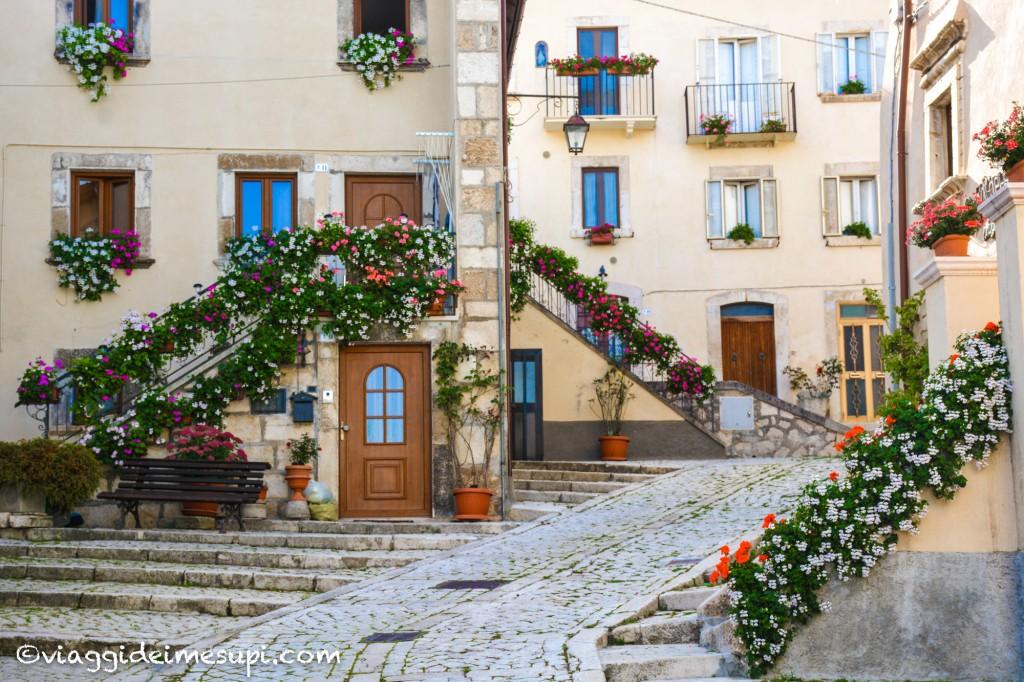 Abruzzo InstaRail, Pescocostanzo
