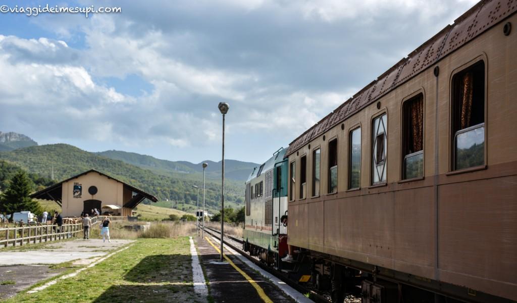 Abruzzo InstaRail, il treno