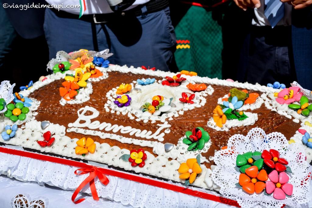 Abruzzo InstaRail, torta di Campo di Giove