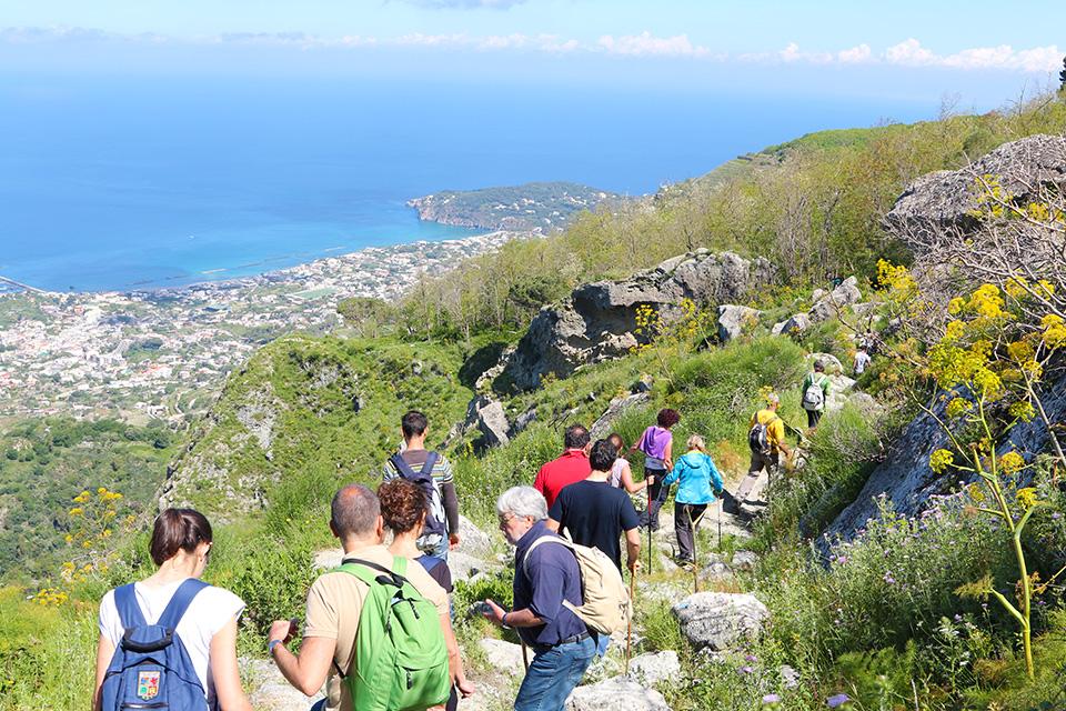 vacanza ad Ischia escursione
