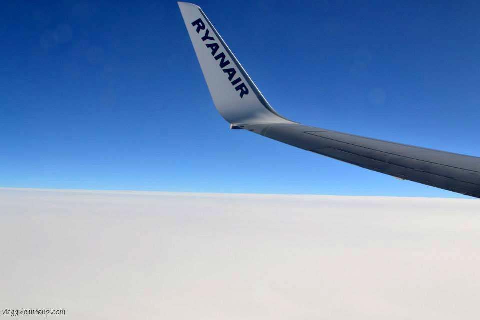 paura di volare, una strada di nuvole
