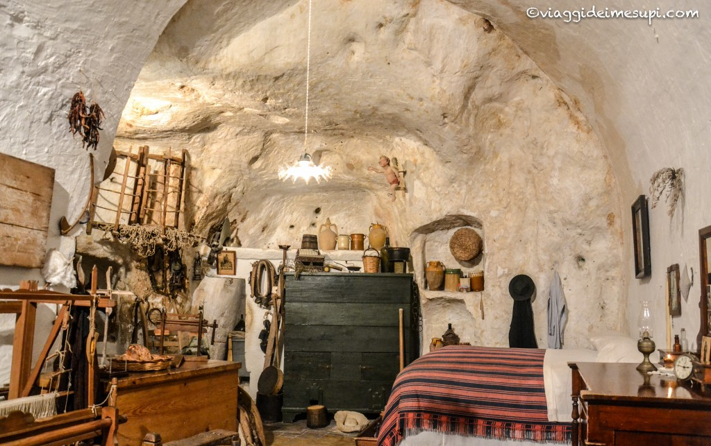 Storica Casa Grotta a Matera