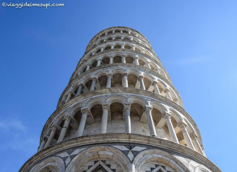 Salire sulla Torre di Pisa