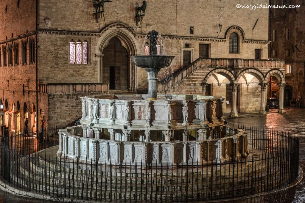 Cosa vedere a Perugia Piazza IV Settembre